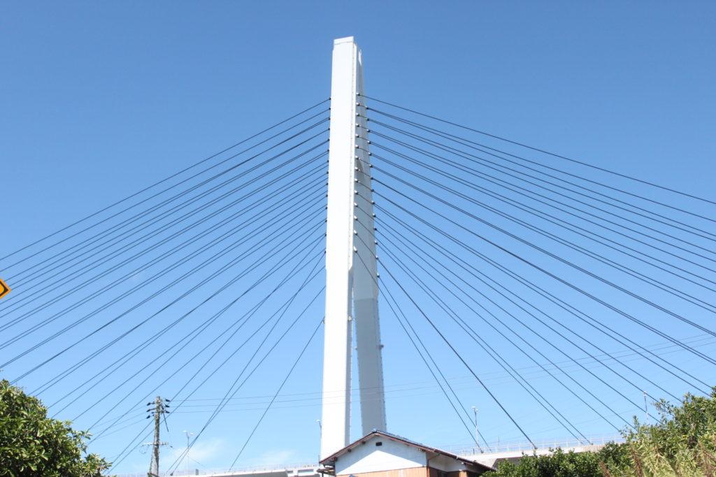しまなみ海道 空と橋